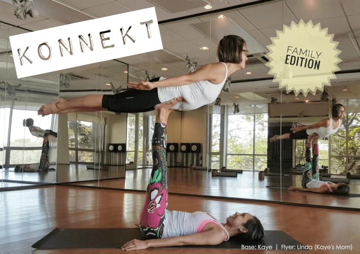 konnekt acroaerial yoga