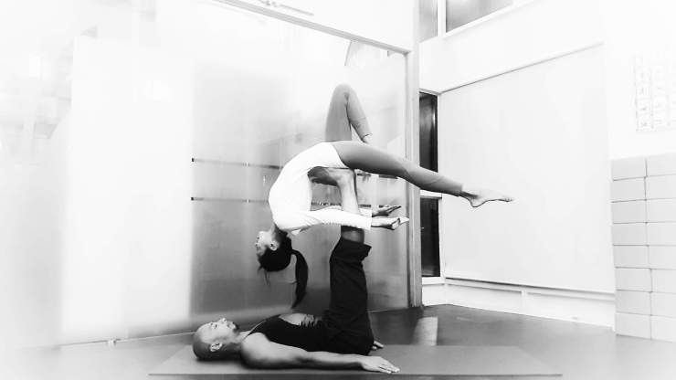 KONNEKT: Aerial/Acro Yoga